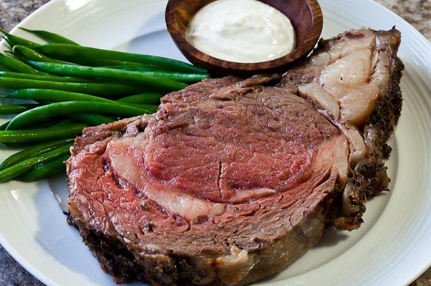 Prime Rib Dinner  Thursdays Prime Rib Dinner Miceli s Restaurant Matlacha