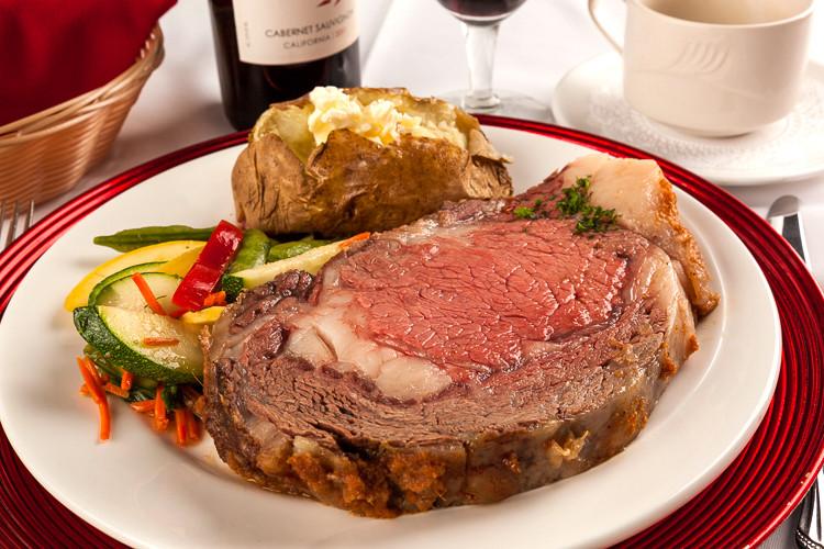 Prime Rib Dinner  RegeNews