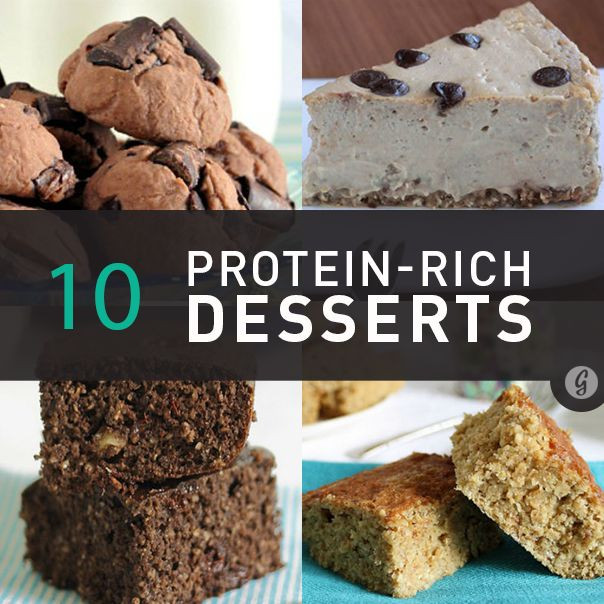 Protein Dessert Recipes  1000 images about Paleo or Nah on Pinterest