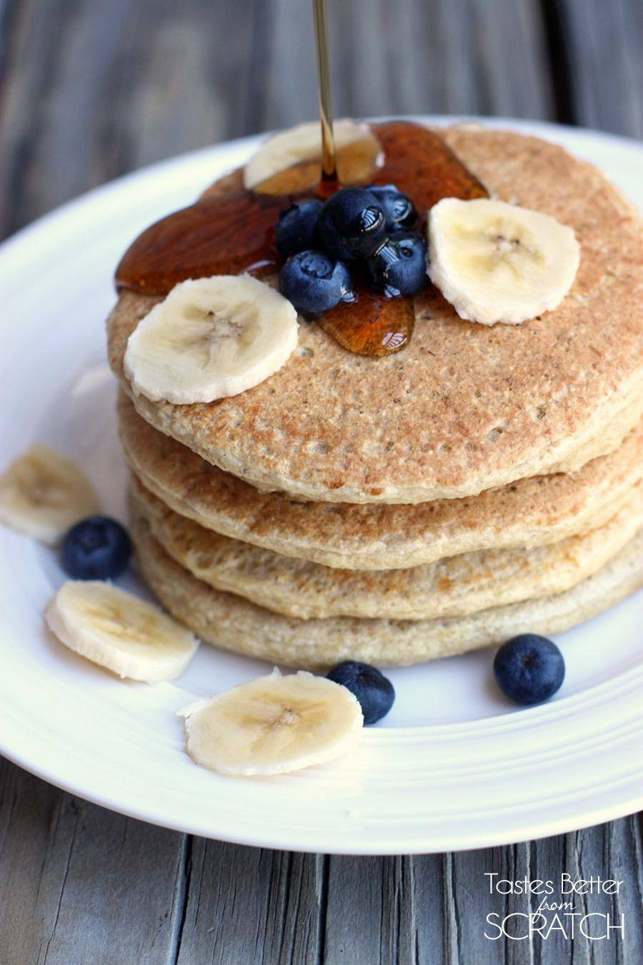 Protein Pancakes Recipe  Top 10 Oatmeal Recipes RecipePorn