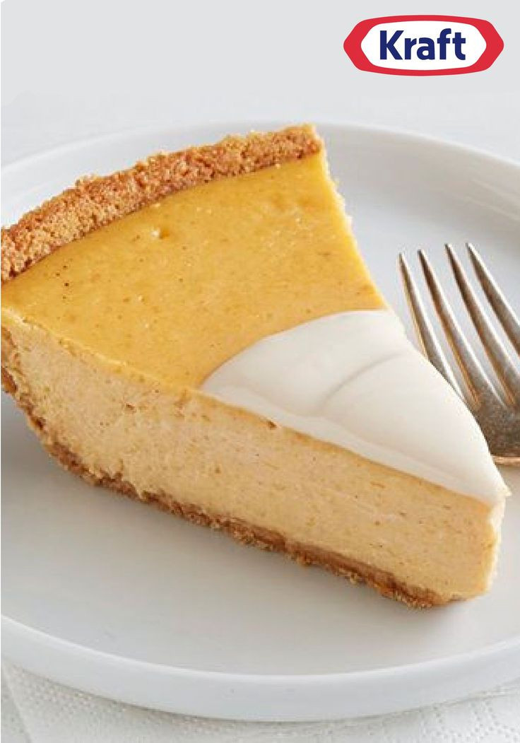 Pumpkin Cream Cheese Pie  1000 images about Halloween Recipes on Pinterest