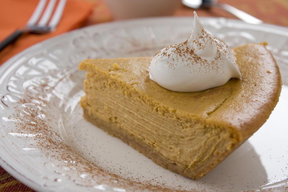 Pumpkin Dessert Recipe Easy  Easy Pumpkin Cheesecake