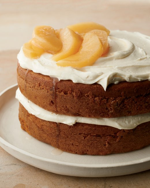 Pumpkin Layer Cake  Pumpkin Layer Cake Recipe & Video
