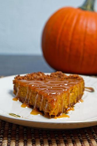Pumpkin Pie With Gingersnap Crust  Pumpkin Pie with Gingersnap Crust on Closet Cooking
