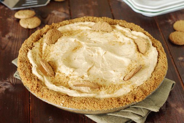 Pumpkin Pie With Gingersnap Crust  Creamy Pumpkin Mousse Pie with Gingersnap Crust Kraft