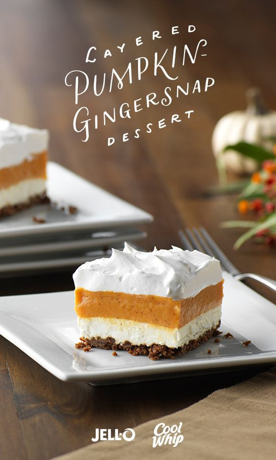Quick And Easy Pumpkin Desserts  Fast and Easy Thanksgiving Desserts Pinteresting Finds