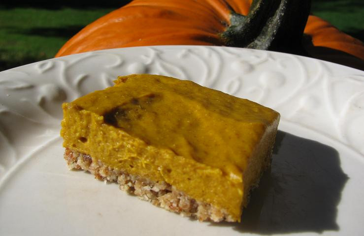 "Quick And Easy Pumpkin Desserts  Almost Instant ""Pumpkin Pie"" Bars A Quick and Easy"