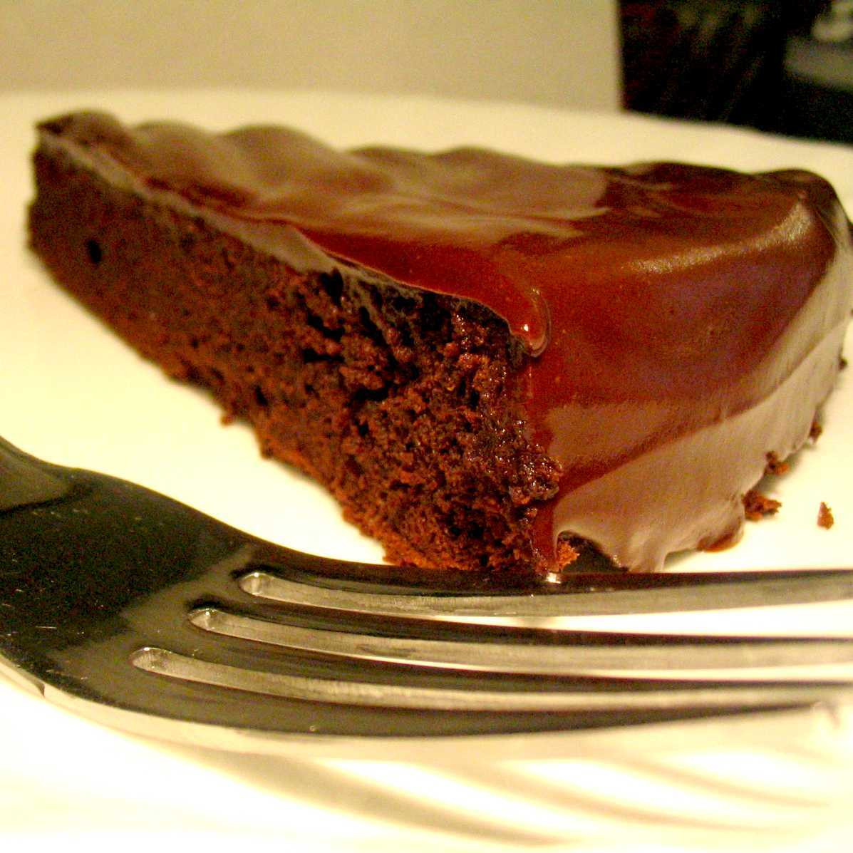 Quick Chocolate Cake  Quick and Easy Flourless Chocolate Cake recipe – All