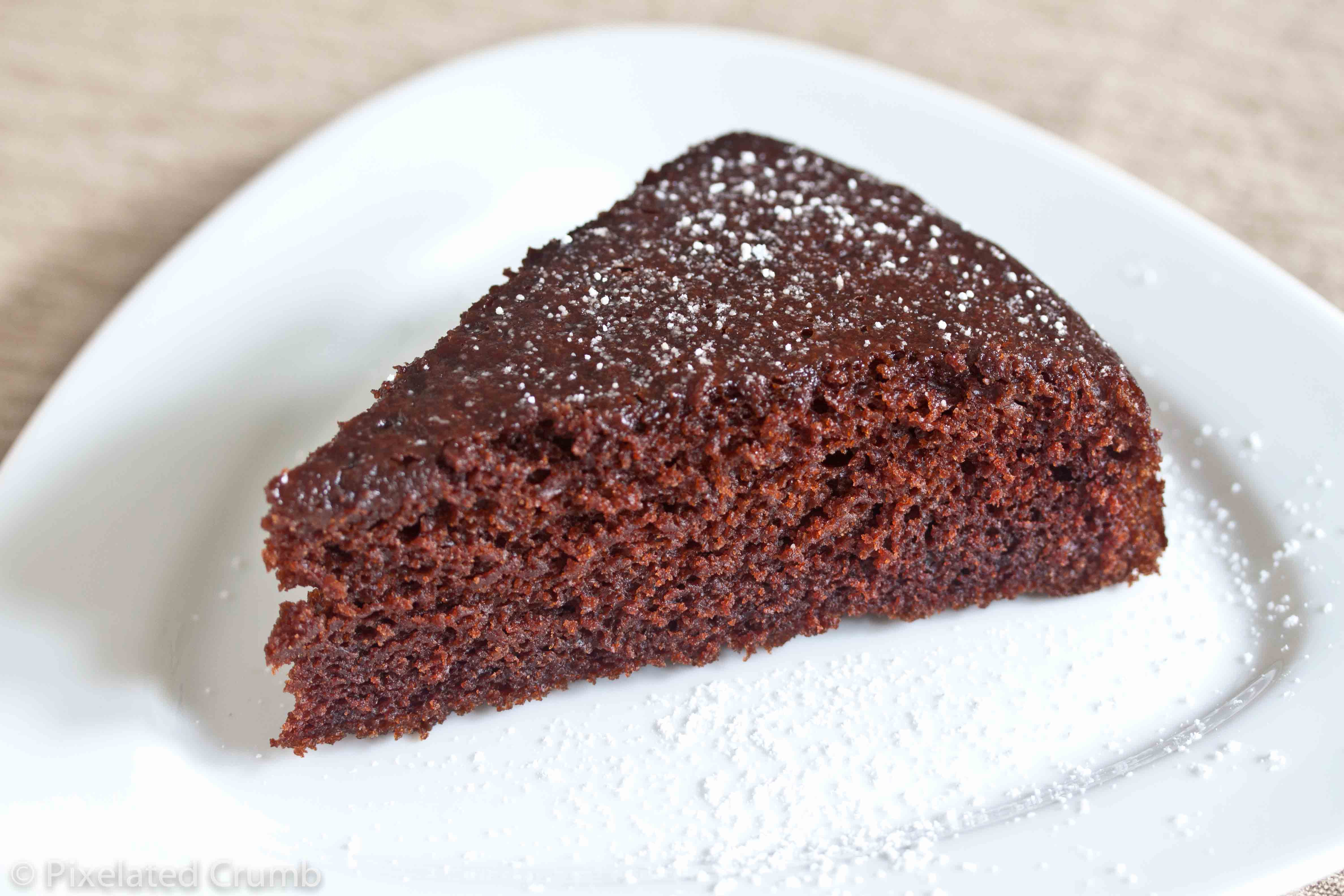 Quick Chocolate Cake  The Easiest Chocolate Cake Recipe in the World