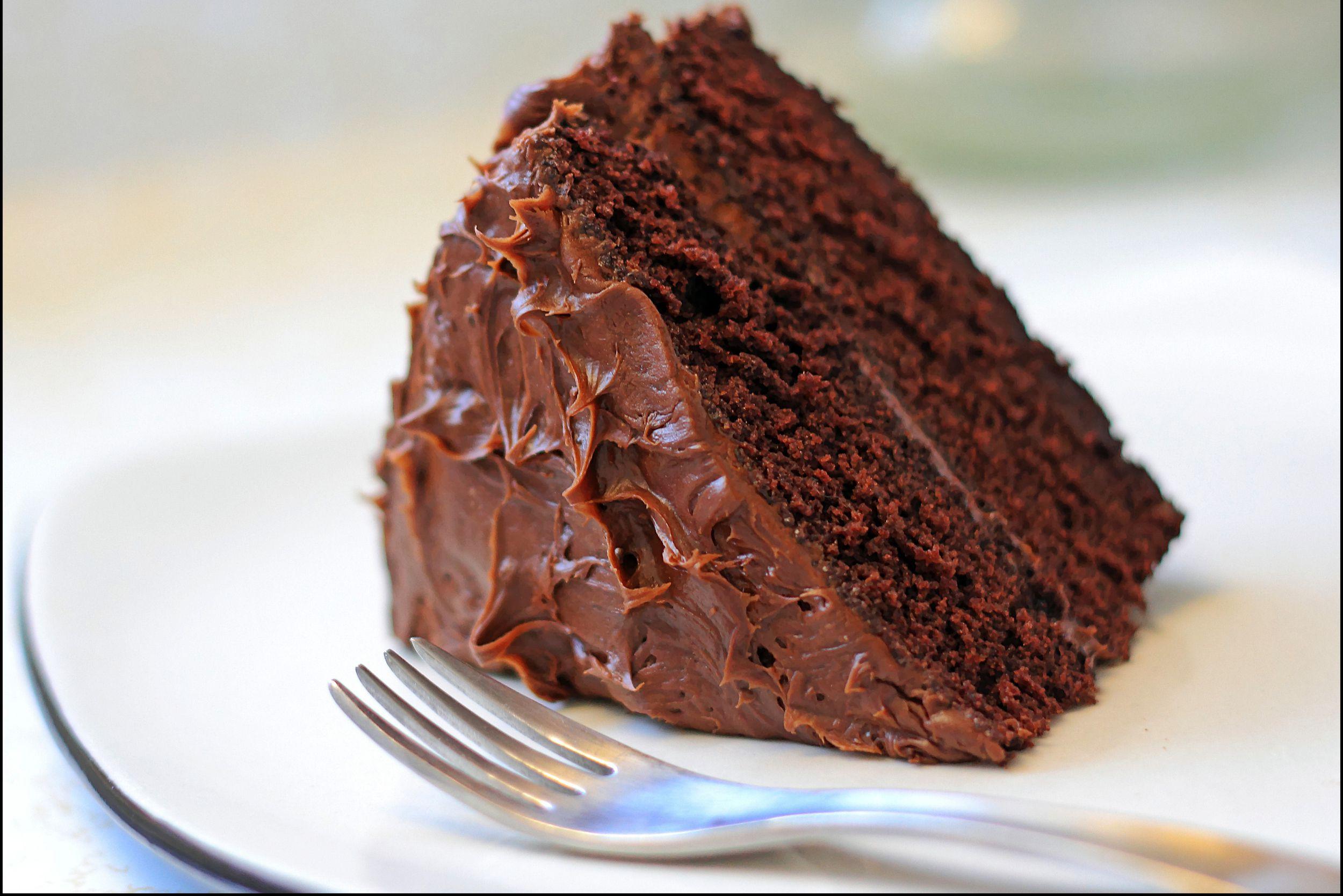 Quick Chocolate Cake  Classic and Easy Chocolate Cake Recipe