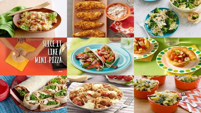 Quick Dinner Ideas For Kids  33 Easy Dinner Ideas for Kids Recipes