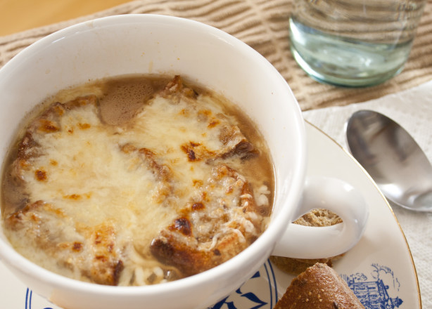 Quick French Onion Soup  Easy French ion Soup Recipe Food