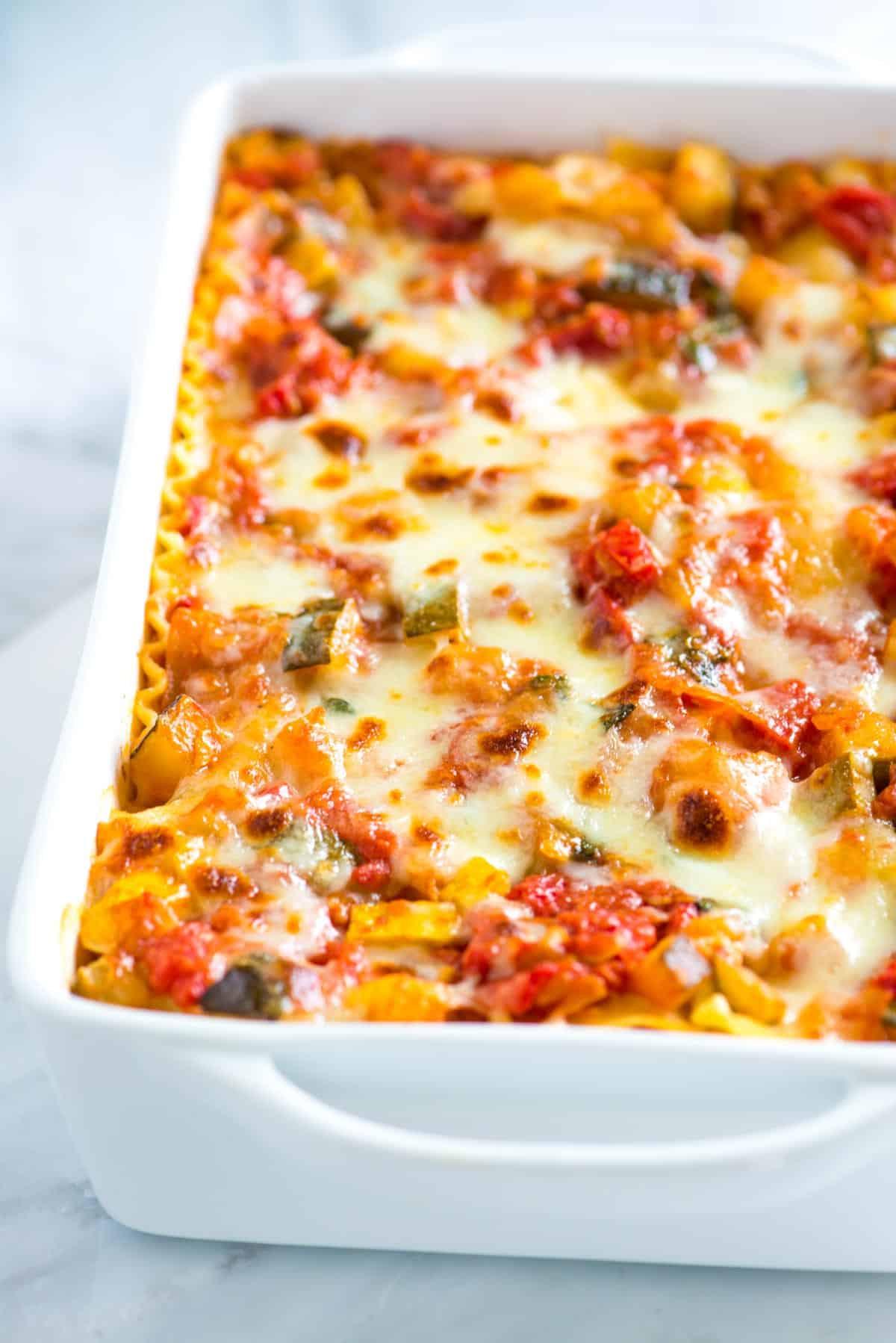 Quick Lasagna Recipe  easy lasagna sauce