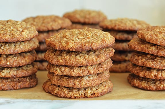 Quick Oatmeal Cookies  Banana Oatmeal Cookies ce Upon a Chef