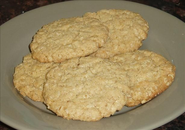 Quick Oatmeal Cookies  Just 1 Dozen Easy Oatmeal Cookies Recipe