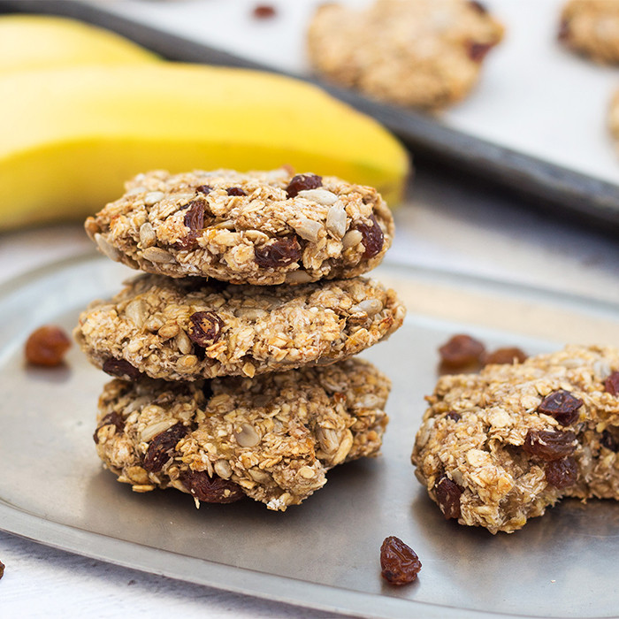 Quick Oatmeal Cookies  Healthy Instant Oatmeal Cookies