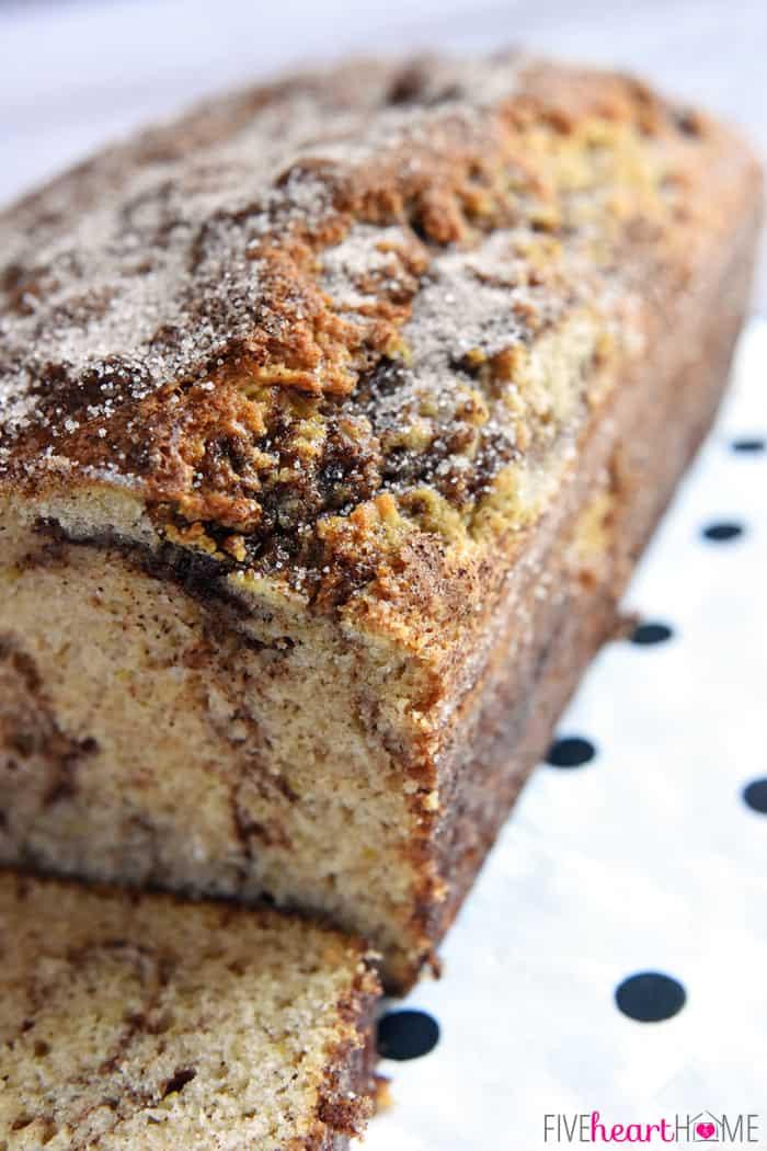 Quick Yeast Bread Recipes  Cinnamon Bread No Yeast Quick Bread