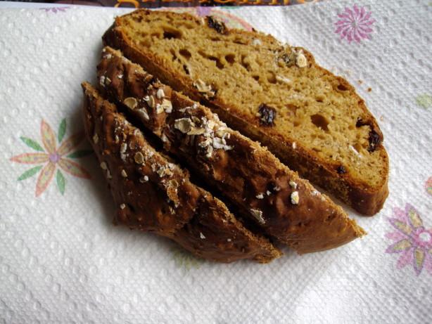 Quick Yeast Bread Recipes  Oatmeal Molasses Bread No Yeast Quick Bread Recipe