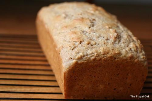 Quick Yeast Bread Recipes  easy bread recipe no yeast no baking powder