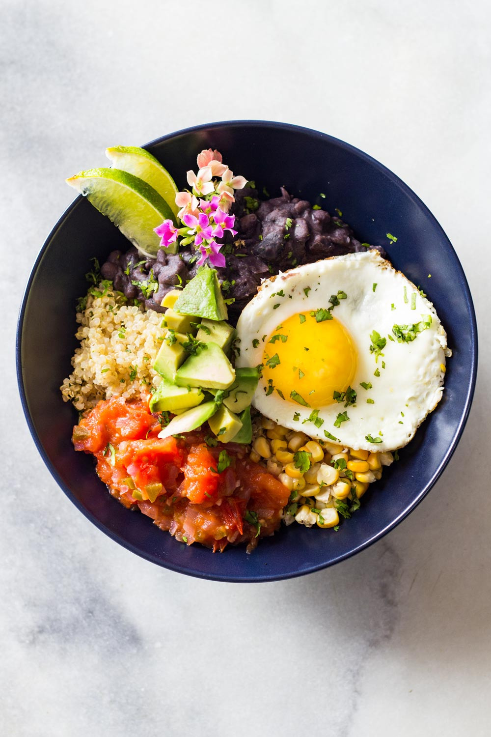 Quinoa Breakfast Bowl  Quinoa Breakfast Bowl Green Healthy Cooking