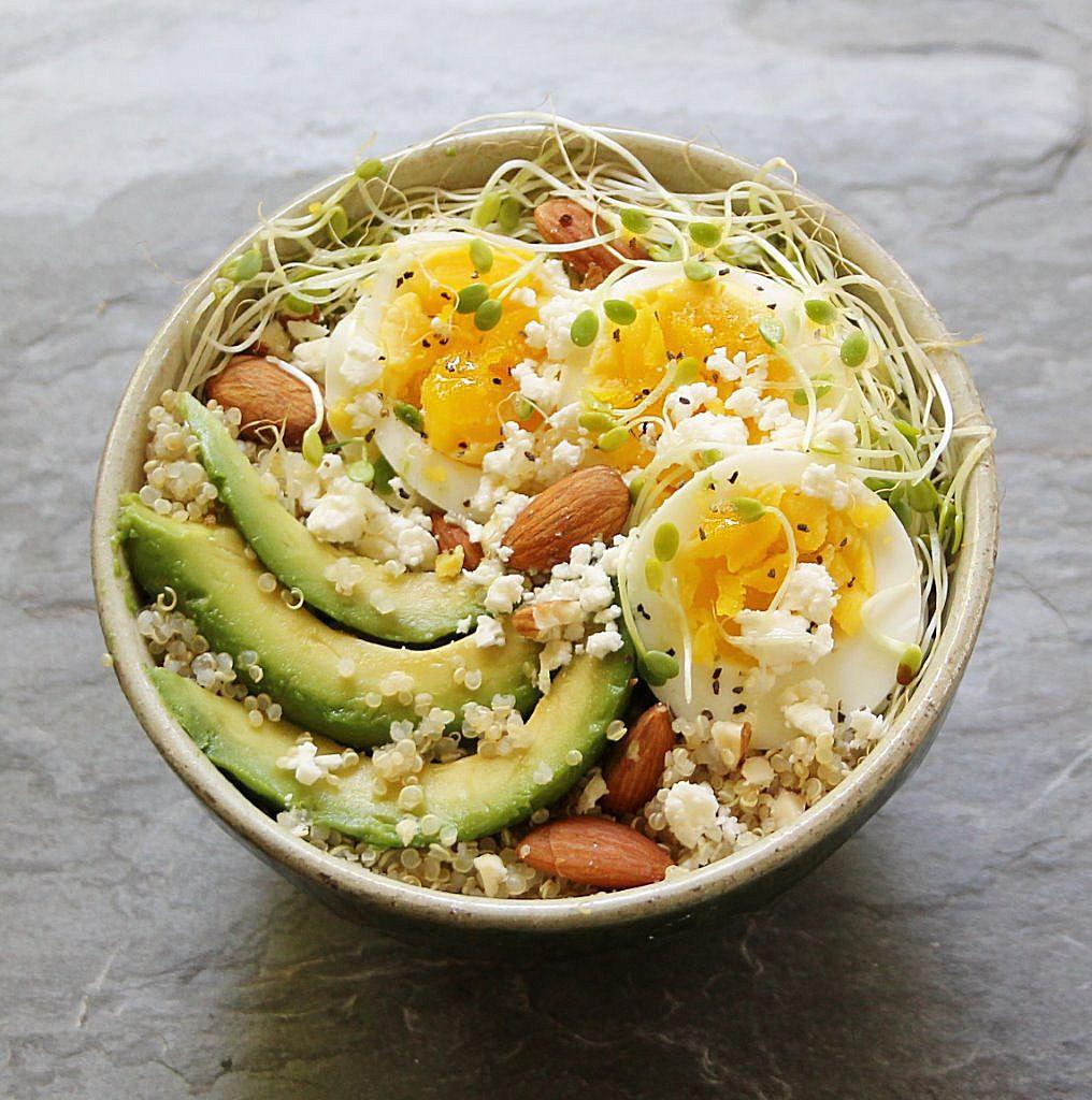 Quinoa Breakfast Bowl  Quinoa Breakfast Bowl