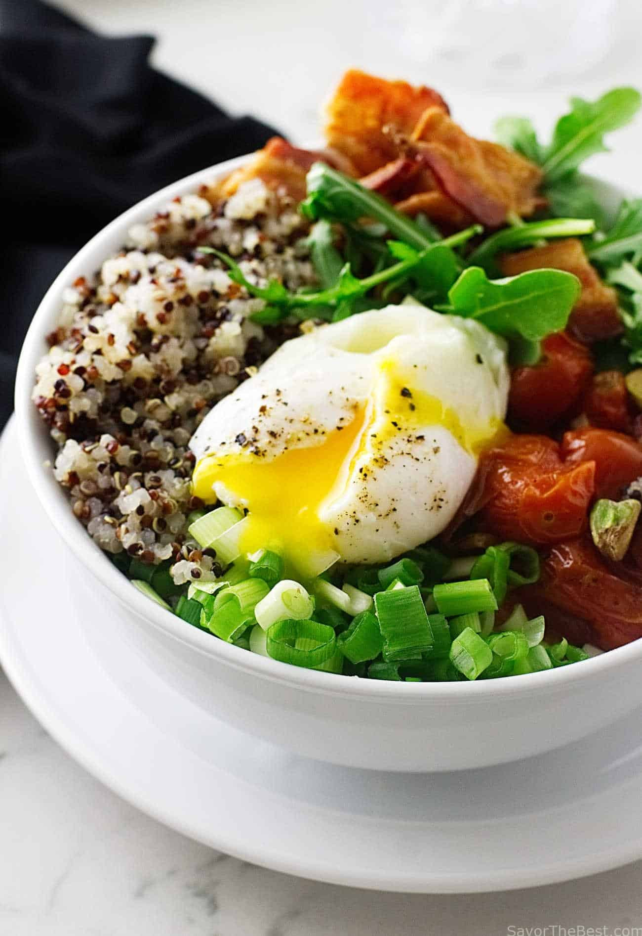 Quinoa Breakfast Bowl  Quinoa Breakfast Bowl Savor the Best