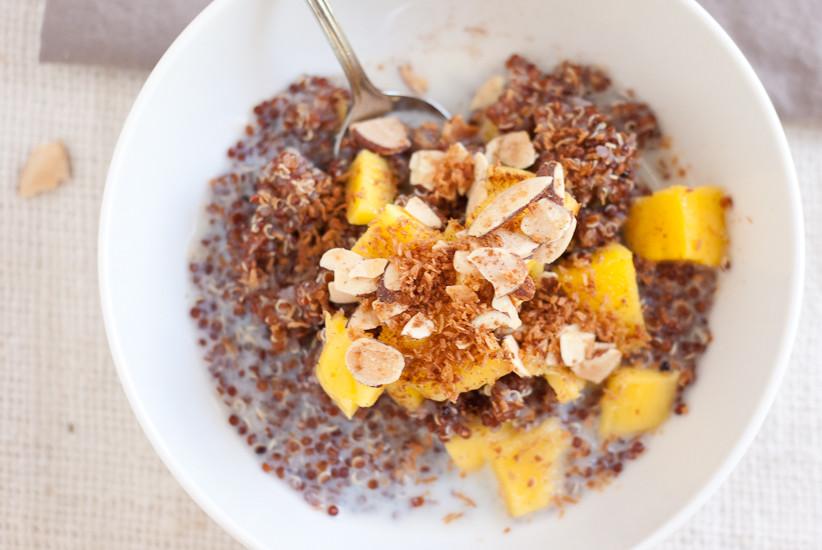 Quinoa Breakfast Recipes  5 Sweet Quinoa Recipes for Breakfast or Dessert Get Your