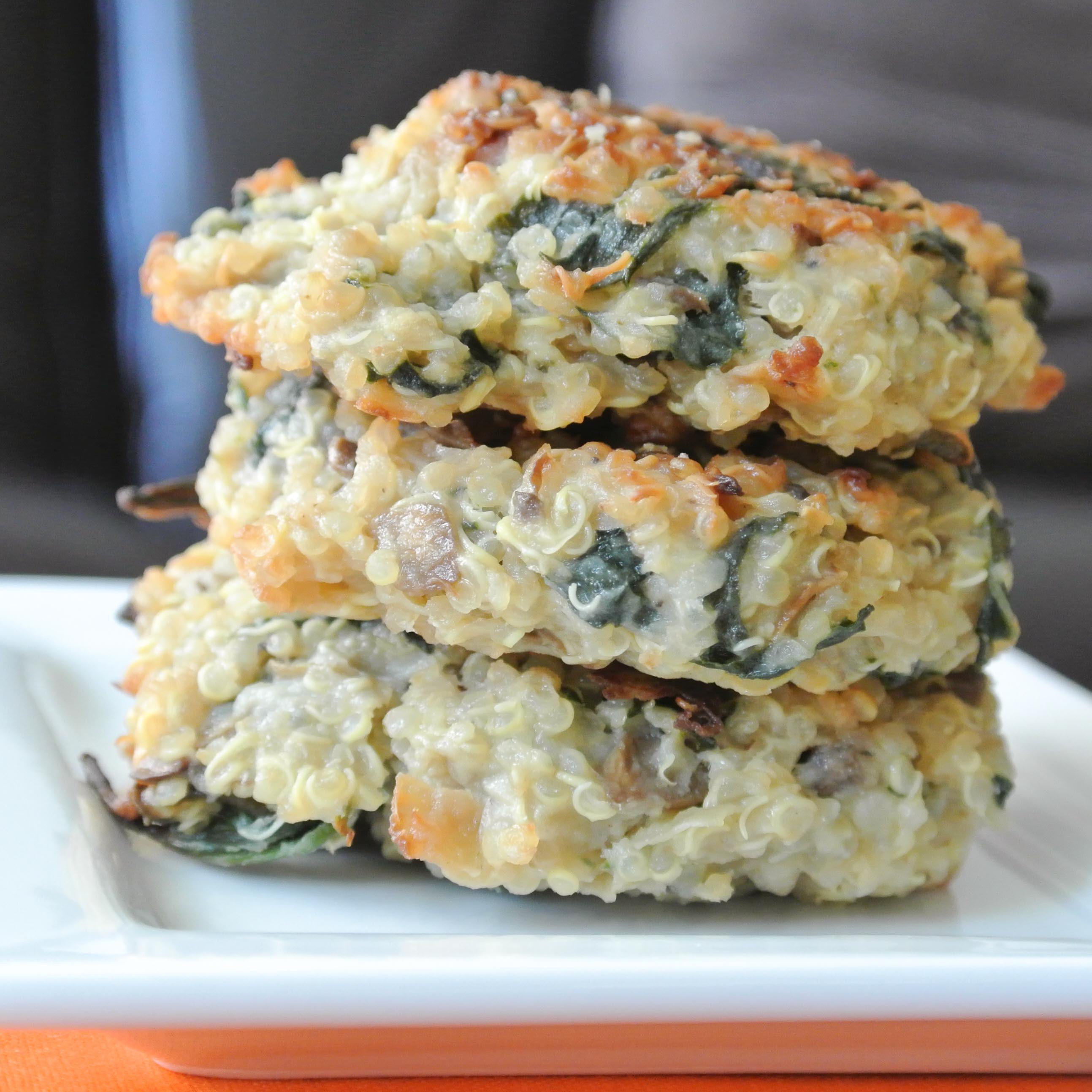 Quinoa Breakfast Recipes  Quinoa Breakfast Cakes