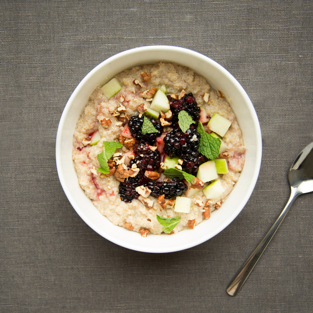 Quinoa Breakfast Recipes  Breakfast Quinoa Recipe Anna Painter
