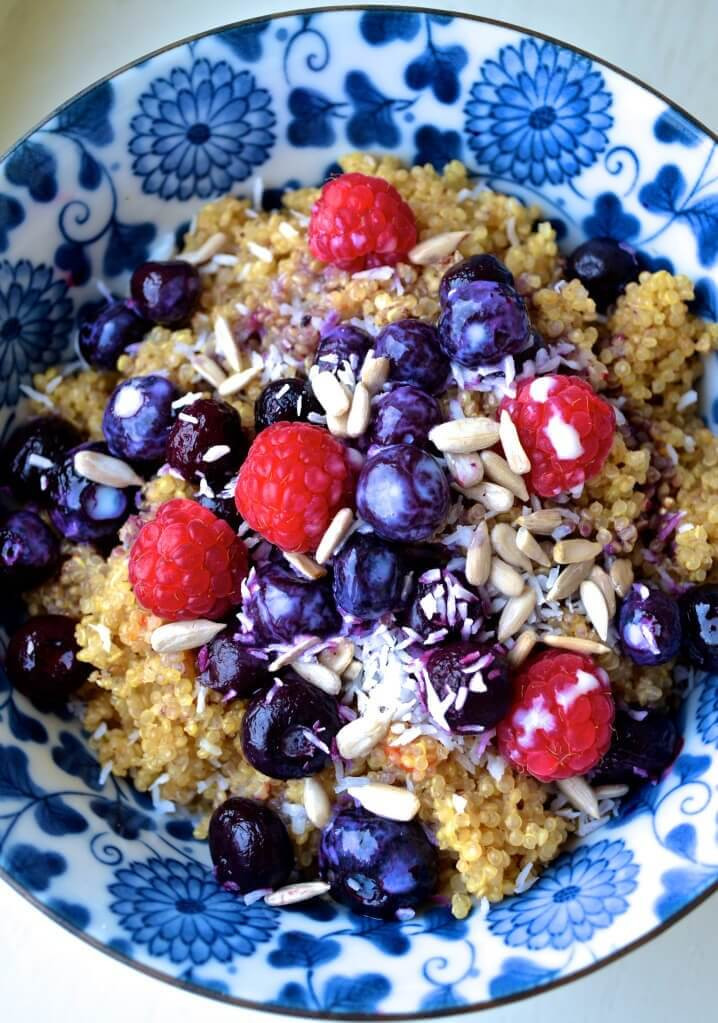 Quinoa Breakfast Recipes  The Busy Mom s Guide to Easy Breakfasts