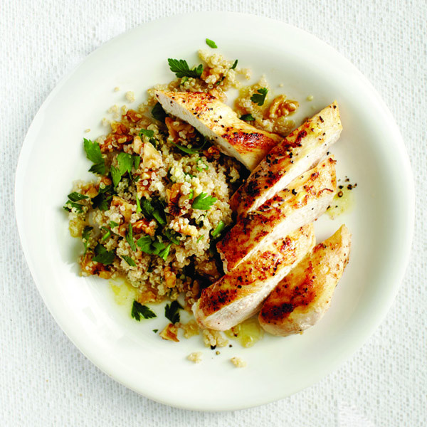 Quinoa Recipes With Chicken  15 of our all time favourite quinoa recipes Chatelaine