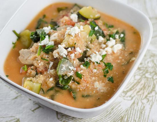 Quinoa Recipes With Chicken  quinoa chicken recipes