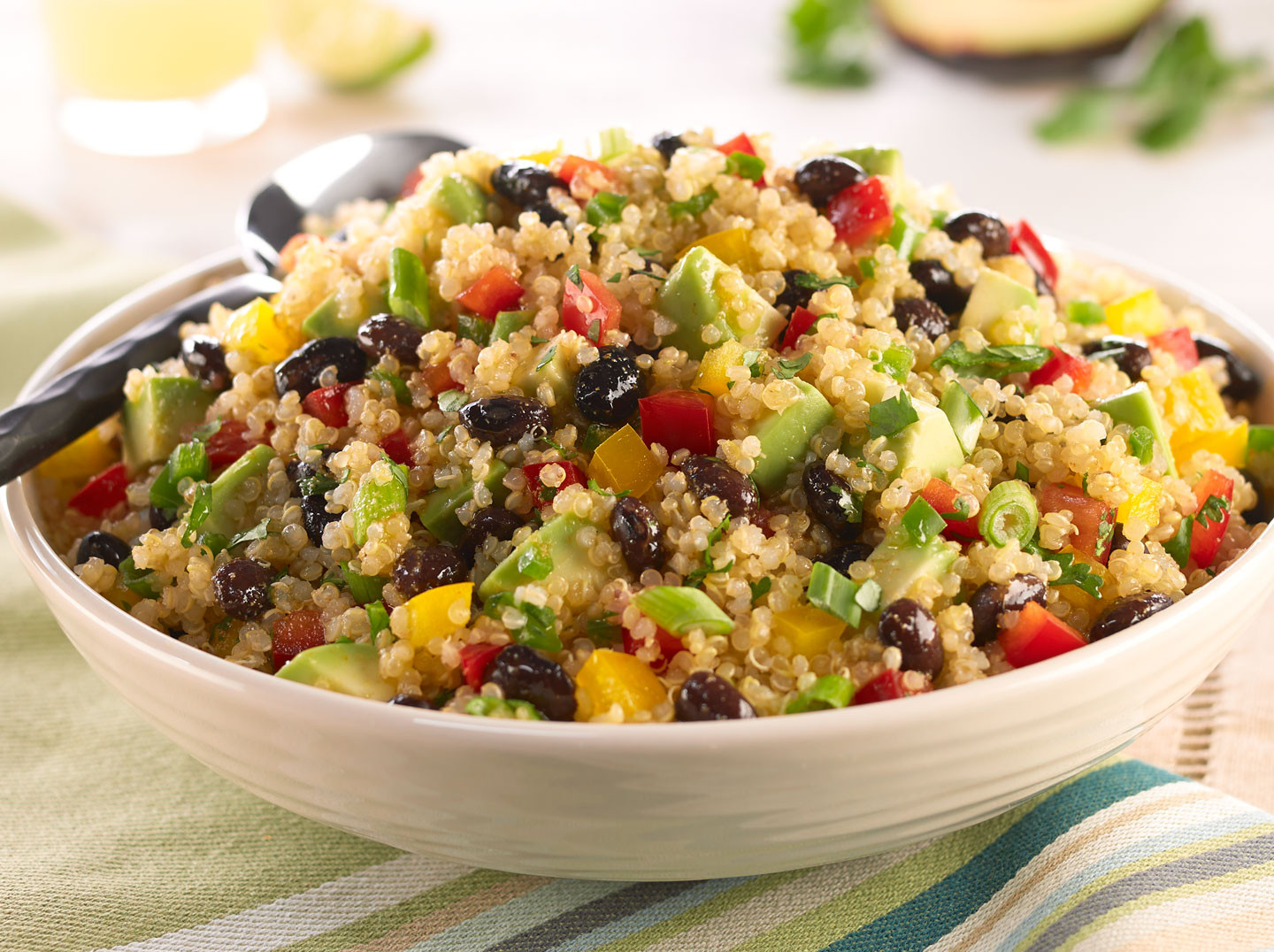 Quinoa Salad Recipes  7 Non Leafy Salads to Try The Bud Diet
