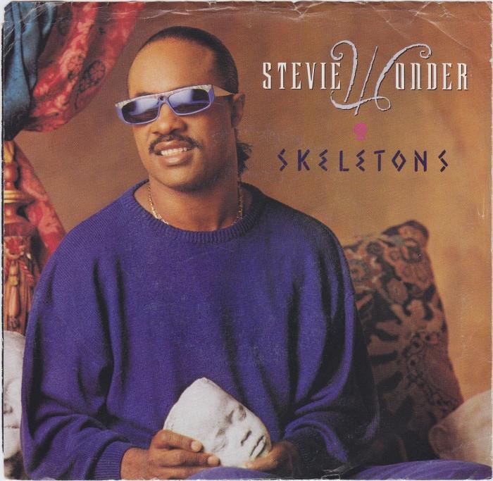 Rainbow Stew Lyrics  stevie wonder skeletons