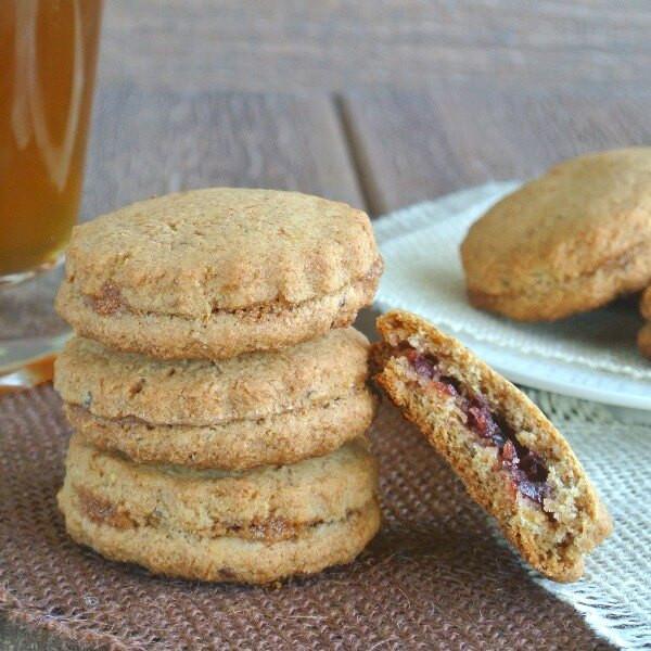Raisin Filled Cookies  Raisin Filled Sandwich Cookies Recipe