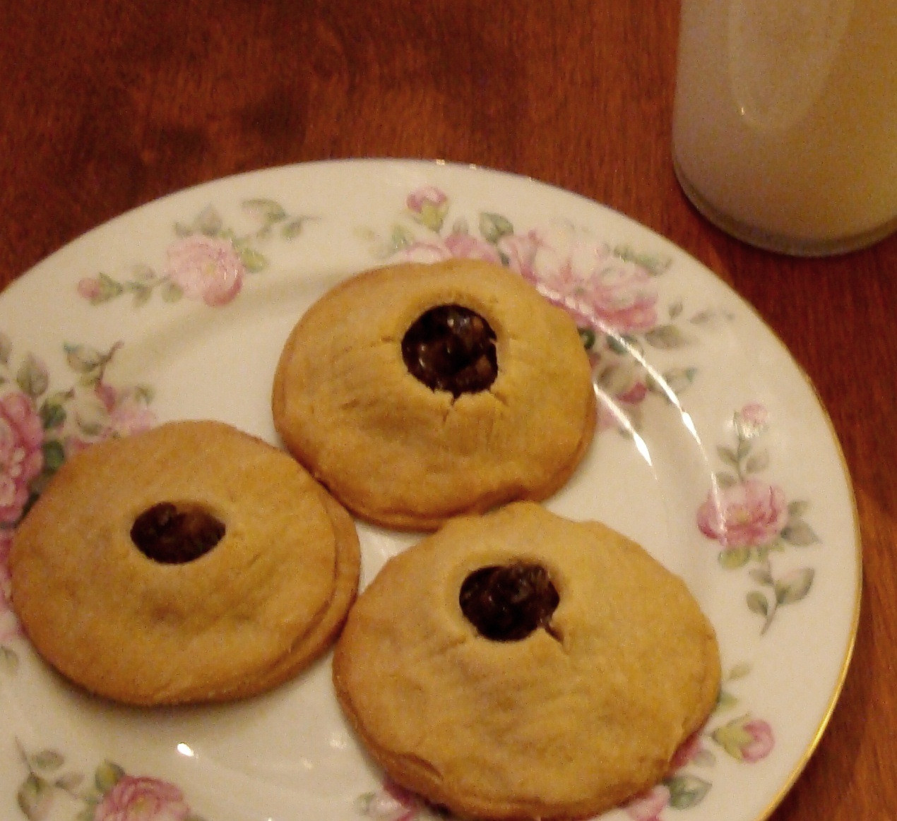 Raisin Filled Cookies  Old Fashioned Raisin Filled Cookies Recipe – A Hundred