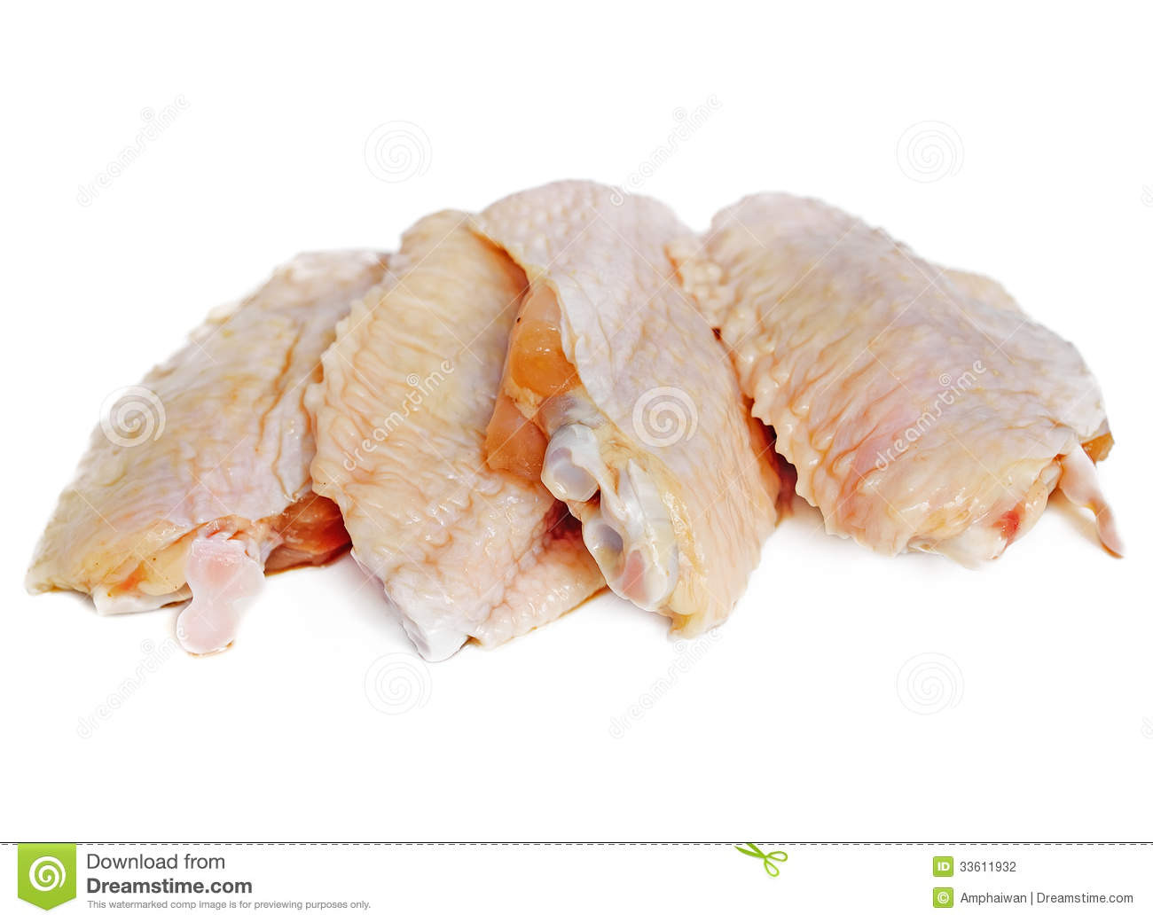 Raw Chicken Wings  Raw Chicken Wings Stock graphy Image