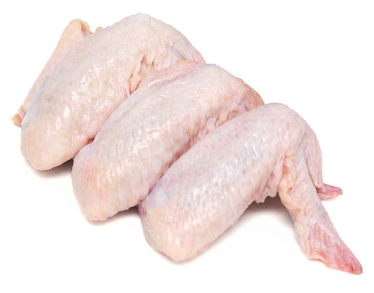 Raw Chicken Wings  New Shah Impex – Fresh Domestic Chicken