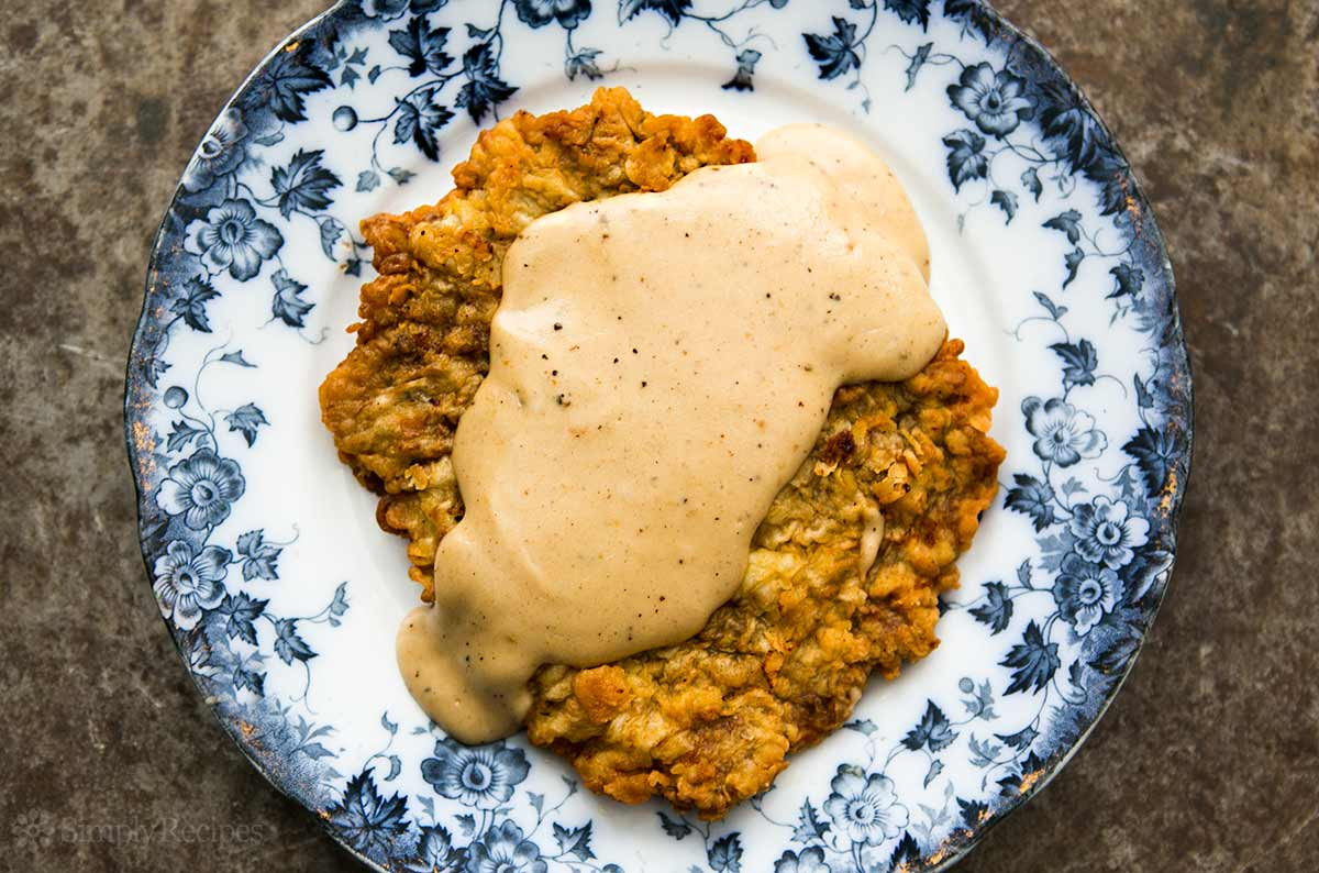 Recipe For Chicken Fried Steak  Chicken Fried Steak Recipe