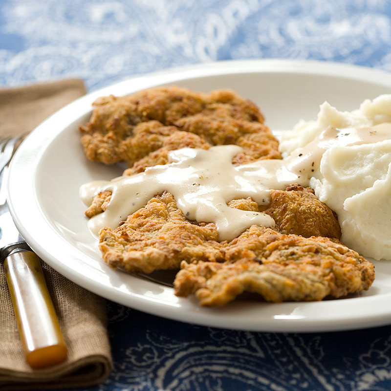 Recipe For Chicken Fried Steak  Chicken Fried Steak