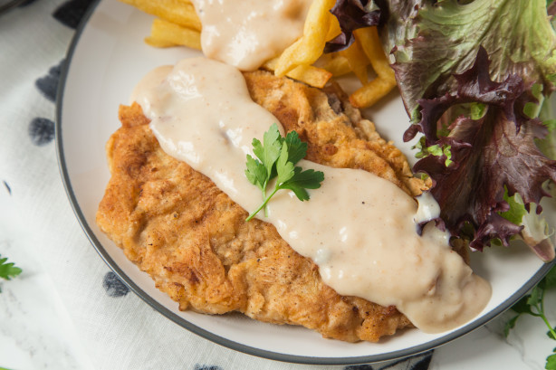 Recipe For Chicken Fried Steak  Country Fried Steak Recipe Food