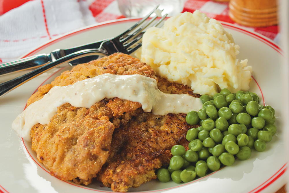 Recipe For Chicken Fried Steak  Texas Chicken Fried Steak