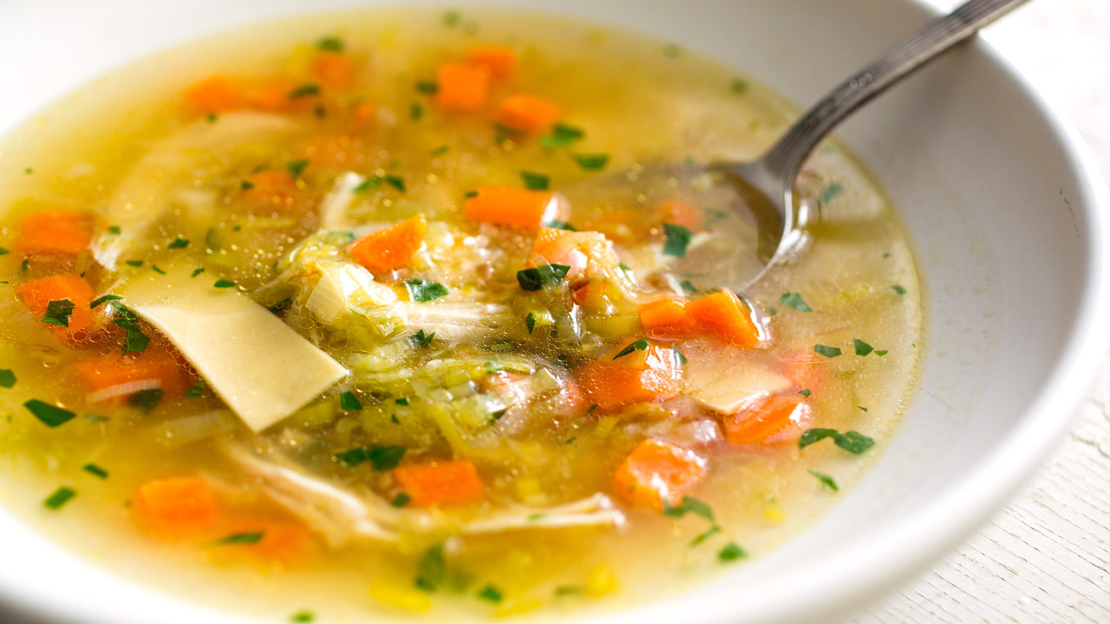 Recipe For Chicken Soup  Chicken Soup From Scratch Recipe NYT Cooking