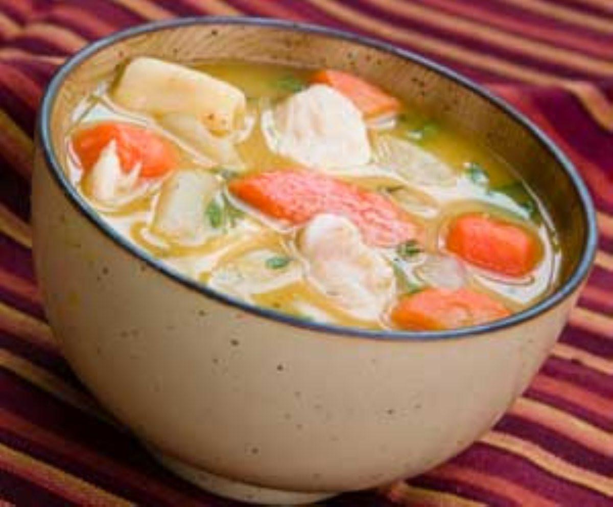 Recipe For Chicken Soup  Sopa De Pollo Cuban Style Chicken Soup