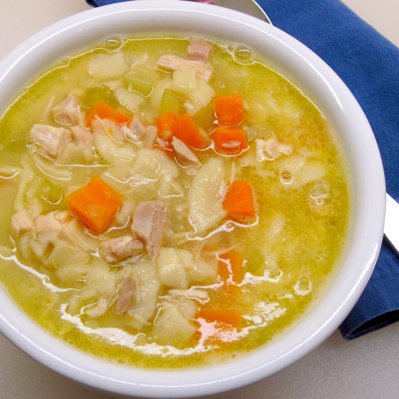 Recipe For Chicken Soup  My Ultimate Chicken Noodle Soup
