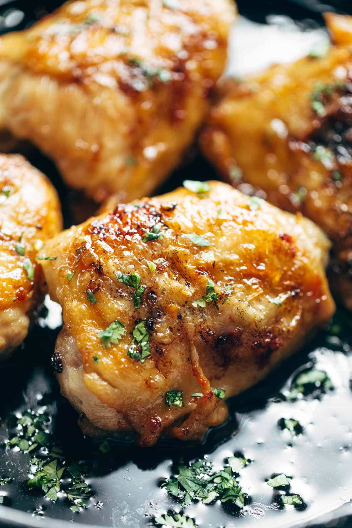 Recipe For Chicken Thighs  honey lemon chicken thighs baked