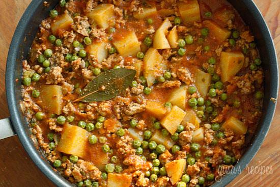 Recipe For Ground Turkey  ground turkey recipes slow cooker