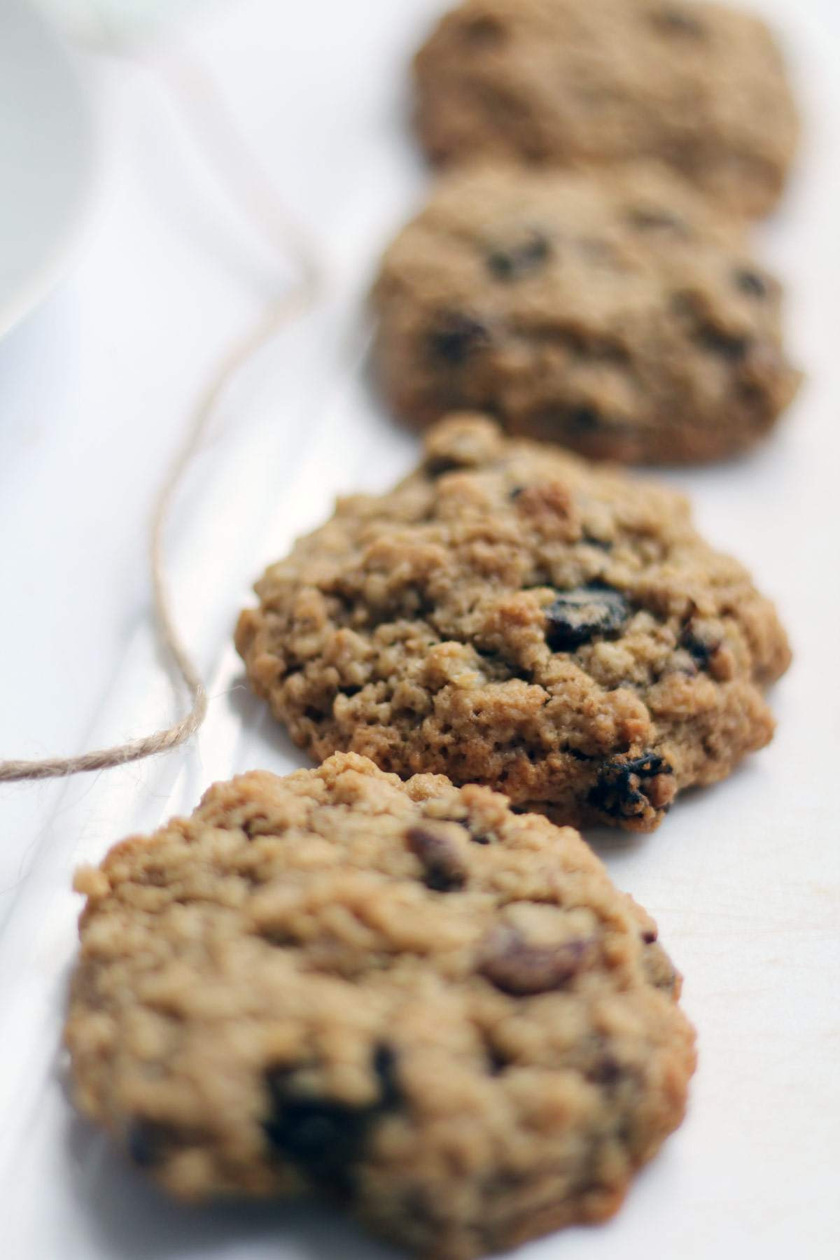 Recipe For Oatmeal Raisin Cookies  Easy Traditional Oatmeal Raisin Cookies Recipe