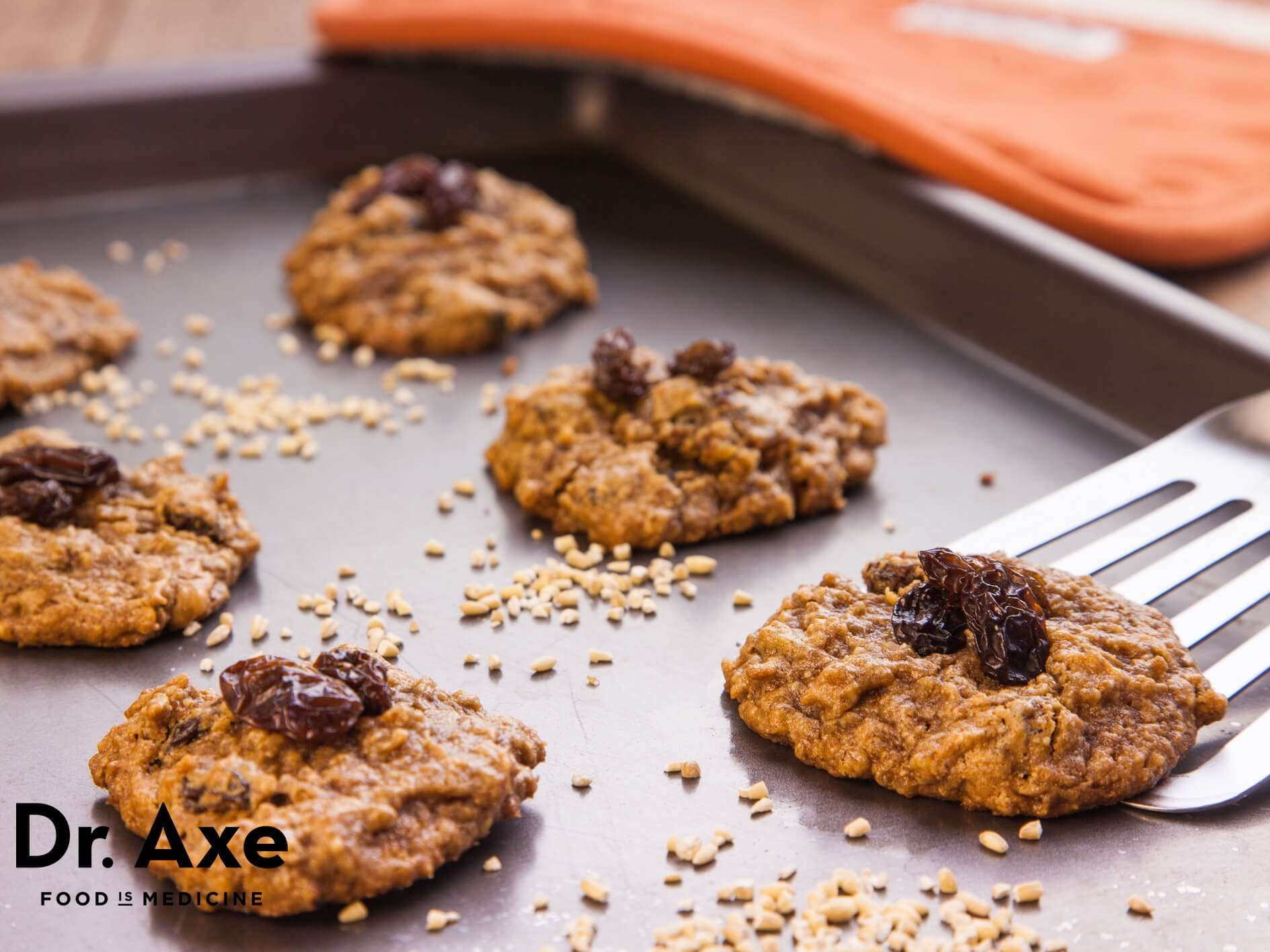 Recipe For Oatmeal Raisin Cookies  Oatmeal Raisin Cookies Recipe Dr Axe