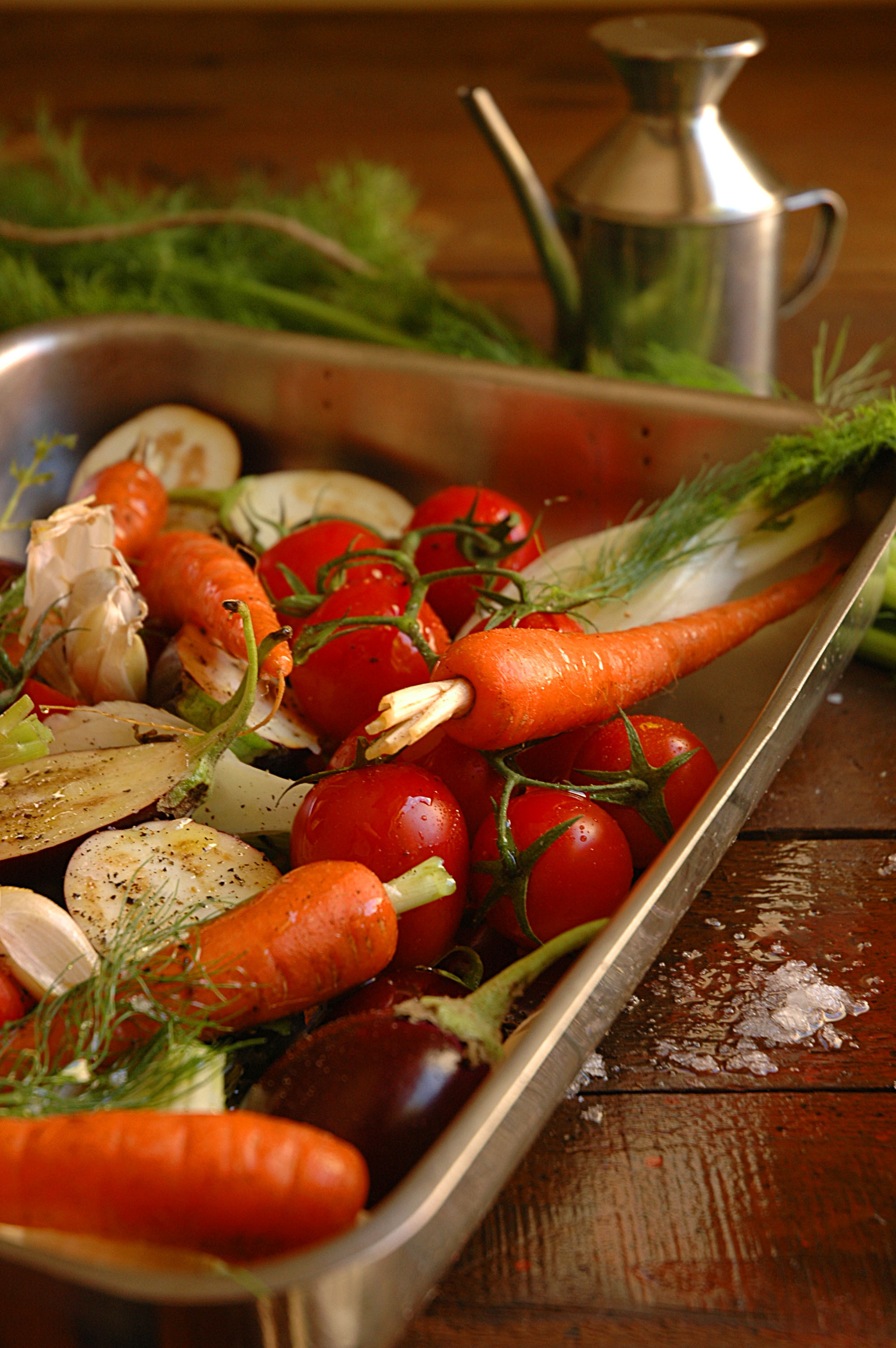 Recipe For Roasted Vegetables  Roast Ve ables It takes time for perfection